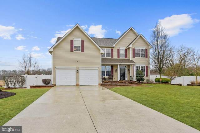 817 Spain Court, WILLIAMSTOWN, NJ 08094 (#NJGL273084) :: Holloway Real Estate Group