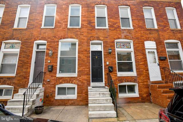 802 S Belnord Avenue, BALTIMORE, MD 21224 (#MDBA544598) :: Realty One Group Performance