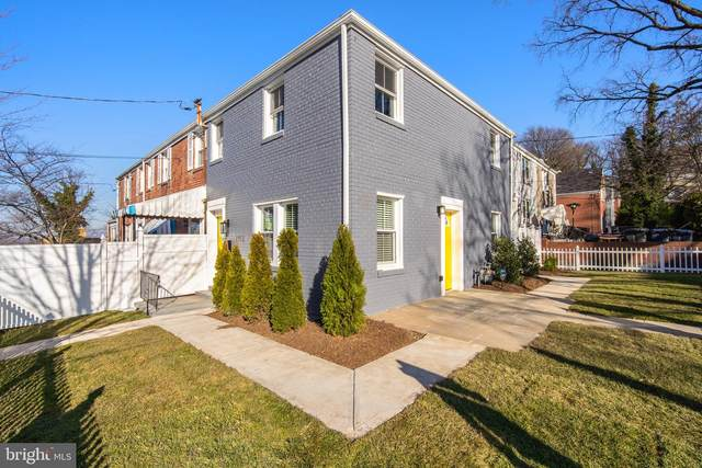1718 29TH Street SE, WASHINGTON, DC 20020 (MLS #DCDC514036) :: Maryland Shore Living | Benson & Mangold Real Estate