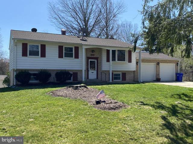 7404 Bee Bee Drive, ROCKVILLE, MD 20855 (#MDMC750188) :: Realty One Group Performance