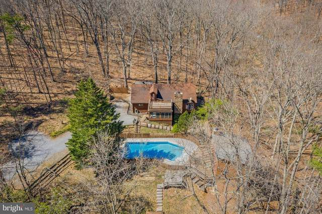 274 Three Oaks Drive, GORE, VA 22637 (#VAFV162964) :: Talbot Greenya Group