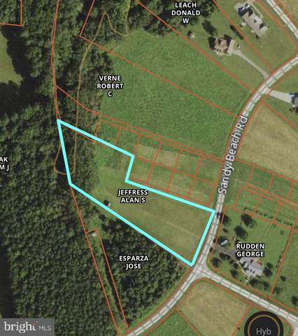 0 Sandy Beach, HEATHSVILLE, VA 22473 (#VANV101746) :: Shamrock Realty Group, Inc