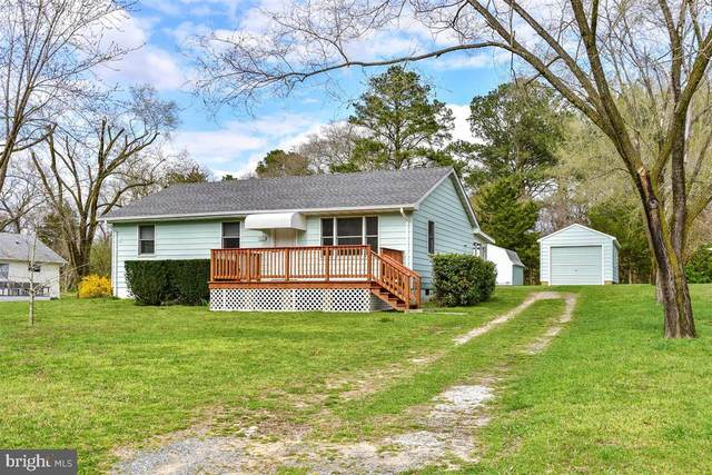 5803 Evergreen Terrace, SNOW HILL, MD 21863 (#MDWO121156) :: The Riffle Group of Keller Williams Select Realtors