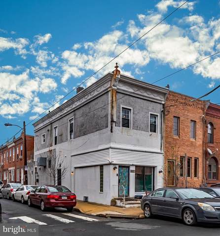 1627 W Ritner Street, PHILADELPHIA, PA 19145 (#PAPH1000342) :: Linda Dale Real Estate Experts