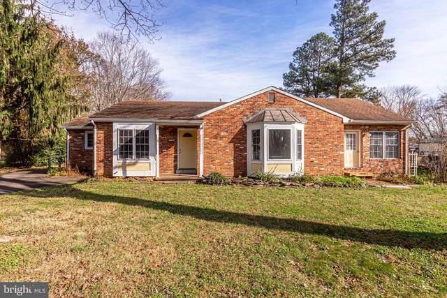 5162 Dumfries Road, WARRENTON, VA 20187 (#VAFQ169674) :: A Magnolia Home Team