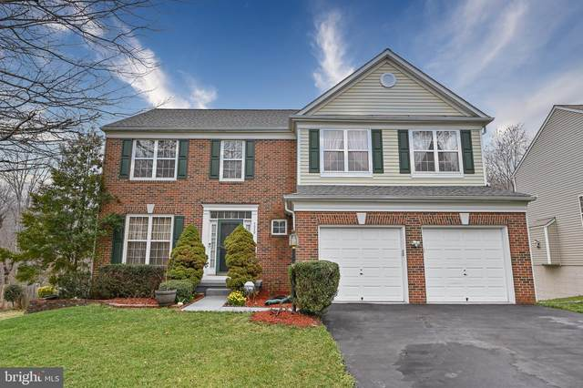 5949 Moonbeam Drive, WOODBRIDGE, VA 22193 (#VAPW518068) :: Crossman & Co. Real Estate