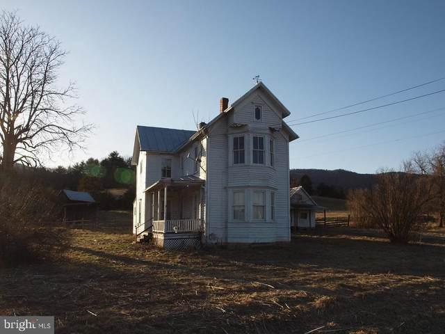 836 Blue Gray Trail #33, FRANKLIN, WV 26807 (#WVPT101708) :: AJ Team Realty