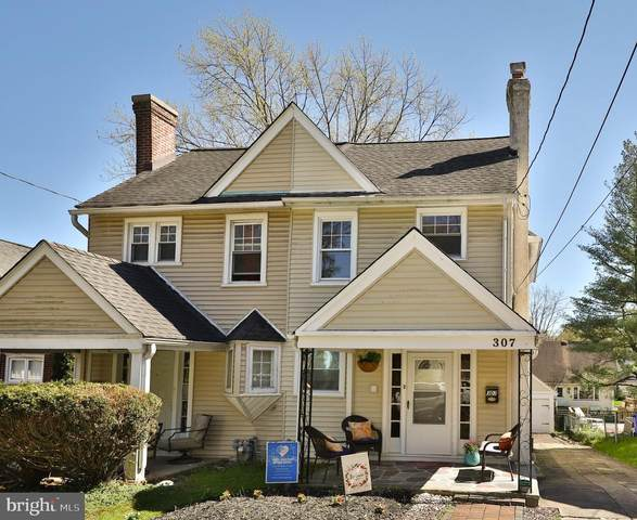 307 Lismore Avenue, GLENSIDE, PA 19038 (#PAMC687056) :: Shamrock Realty Group, Inc