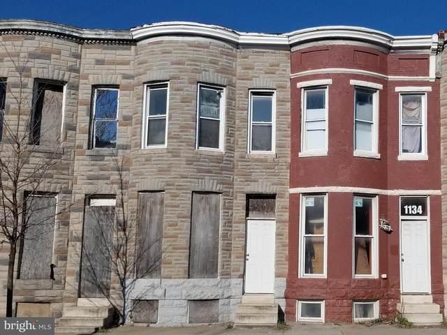 1132 N Monroe Street, BALTIMORE, MD 21217 (#MDBA544618) :: Colgan Real Estate