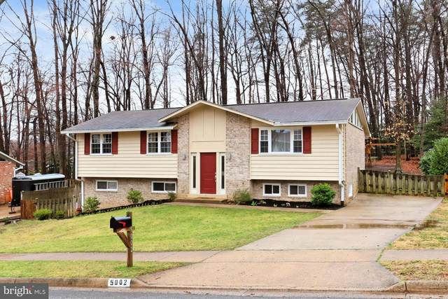 5002 Wheatstone Drive, FAIRFAX, VA 22032 (#VAFX1189112) :: Advance Realty Bel Air, Inc