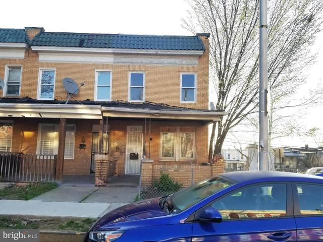 1301 Poplar Grove Street, BALTIMORE, MD 21216 (#MDBA544622) :: Realty One Group Performance