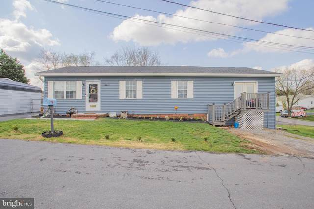 401 Nascar Street, MARTINSBURG, WV 25401 (#WVBE184648) :: Shawn Little Team of Garceau Realty