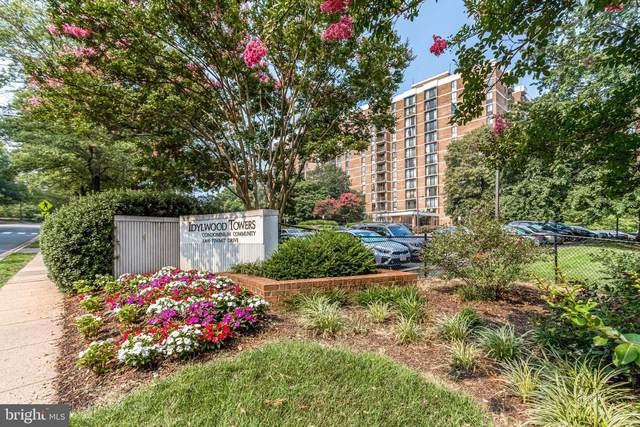 2300 Pimmit Drive #502, FALLS CHURCH, VA 22043 (#VAFX1189132) :: Debbie Dogrul Associates - Long and Foster Real Estate