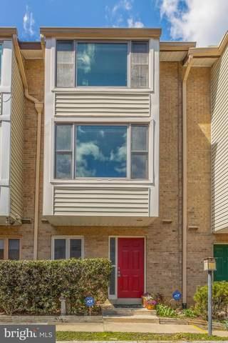 1812 N Ode Street, ARLINGTON, VA 22209 (#VAAR178640) :: Dart Homes