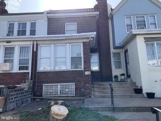 6920 Dicks Avenue, PHILADELPHIA, PA 19142 (#PAPH1000412) :: Ramus Realty Group