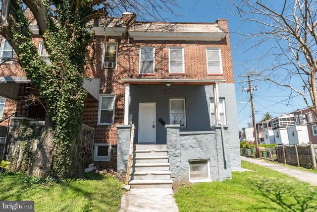 2400 Keyworth Avenue, BALTIMORE, MD 21215 (#MDBA544668) :: Corner House Realty