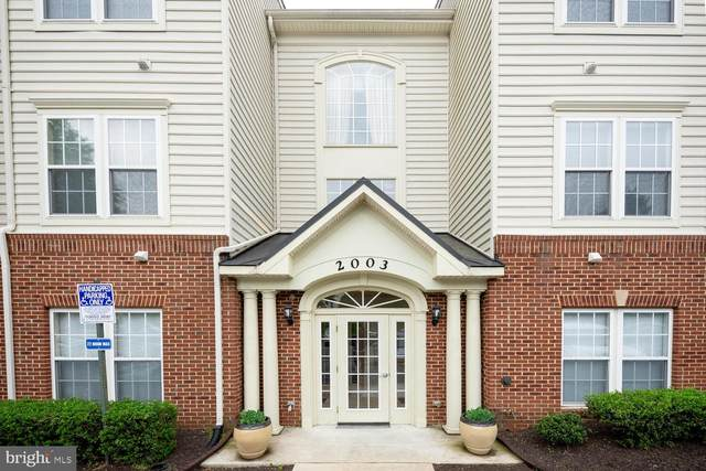 2003 Connor Court 703D, BOWIE, MD 20721 (#MDPG601156) :: John Lesniewski | RE/MAX United Real Estate
