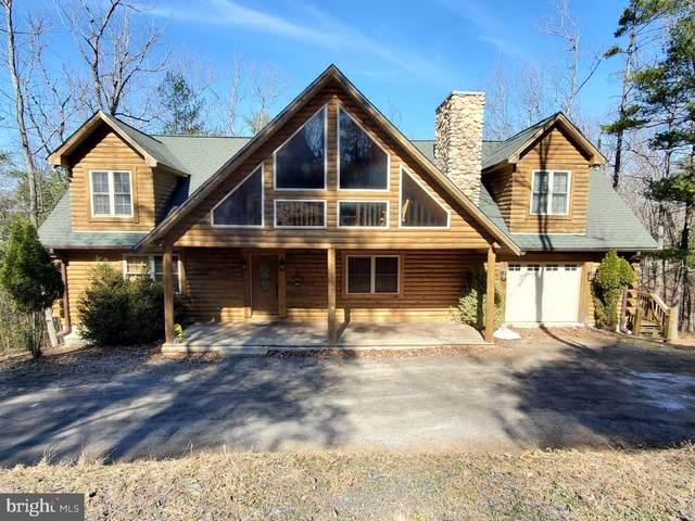 501 Brawley Lane, BASYE, VA 22810 (#VASH121840) :: Great Falls Great Homes