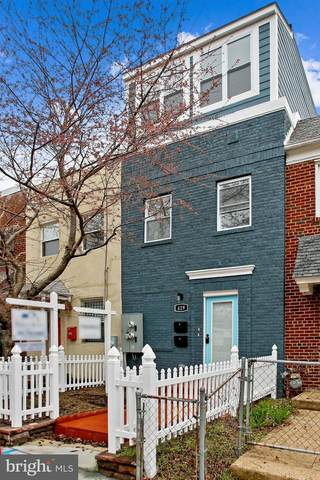 429 20TH Street NE #1, WASHINGTON, DC 20002 (#DCDC514130) :: Corner House Realty