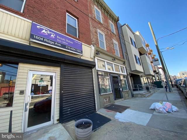 1604 Ridge Avenue, PHILADELPHIA, PA 19130 (#PAPH1000462) :: LoCoMusings