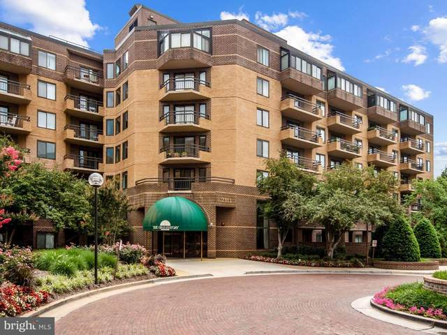 2111 Wisconsin Avenue, NW #420, WASHINGTON, DC 20007 (#DCDC514138) :: Dart Homes