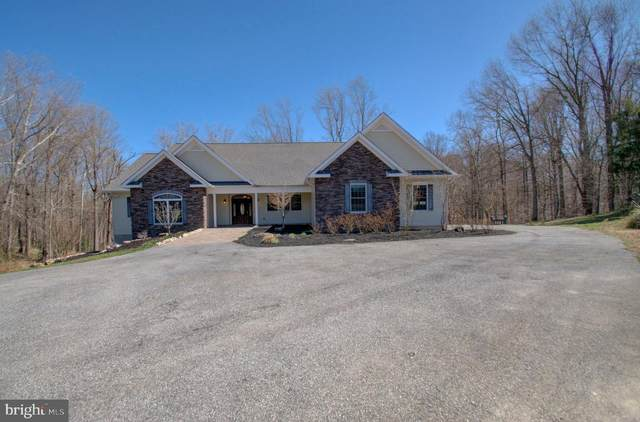 6707 Burch Hill Road, BRANDYWINE, MD 20613 (#MDPG601180) :: The Maryland Group of Long & Foster Real Estate
