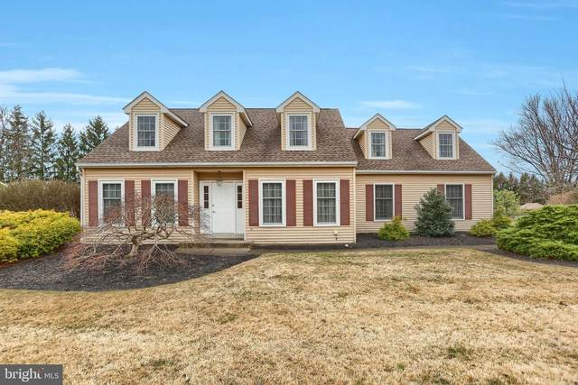 103 Glen Drive, CHALFONT, PA 18914 (#PABU523322) :: Linda Dale Real Estate Experts