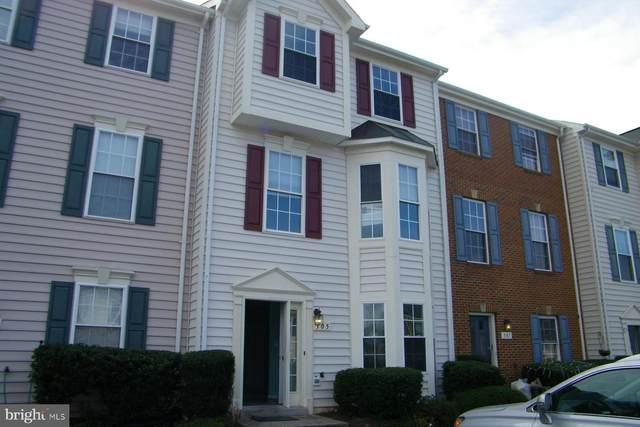 305 Kirby Street, MANASSAS PARK, VA 20111 (#VAMP114658) :: Dart Homes