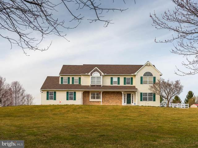17 Harvest Drive, COCHRANVILLE, PA 19330 (#PACT532240) :: Jason Freeby Group at Keller Williams Real Estate