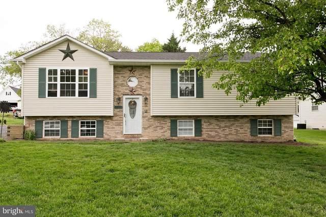 8015 Hillside Drive, MIDDLETOWN, VA 22645 (#VAFV162976) :: Dart Homes