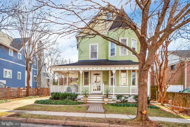 311 E Howell Avenue, ALEXANDRIA, VA 22301 (#VAAX257766) :: Bruce & Tanya and Associates
