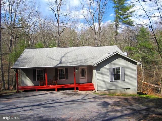 208 Hemlock St. Hemlock Street, MOUNT JACKSON, VA 22842 (#VASH121846) :: Berkshire Hathaway HomeServices McNelis Group Properties