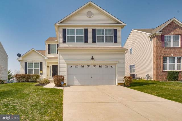 625 Bentgrass Drive, ABERDEEN, MD 21001 (#MDHR258050) :: ExecuHome Realty