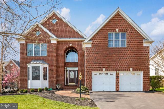 15713 Rothschild Court, HAYMARKET, VA 20169 (#VAPW518166) :: Realty One Group Performance
