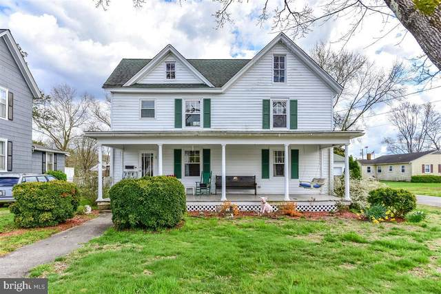 107 Ironshire Street, SNOW HILL, MD 21863 (#MDWO121196) :: The Riffle Group of Keller Williams Select Realtors
