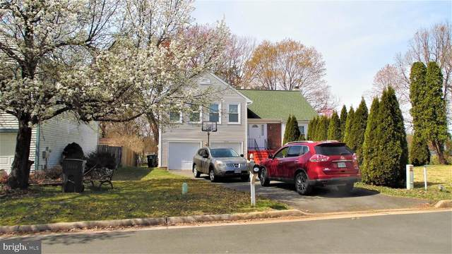 10163 Forest Hill Circle, MANASSAS, VA 20110 (#VAMN141632) :: City Smart Living