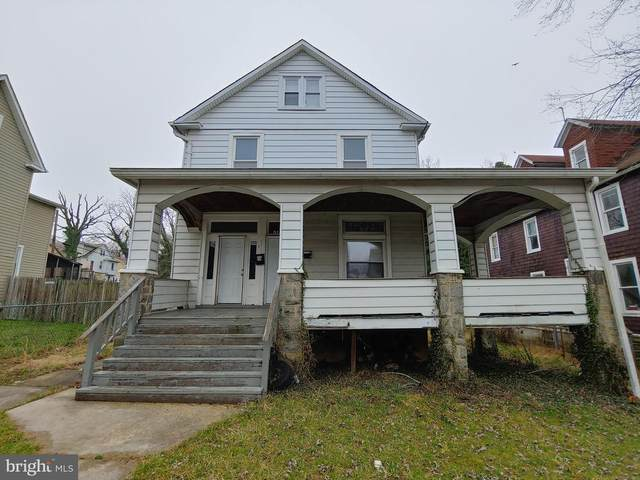 5107 Ivanhoe Avenue, BALTIMORE, MD 21212 (#MDBA544796) :: Shawn Little Team of Garceau Realty