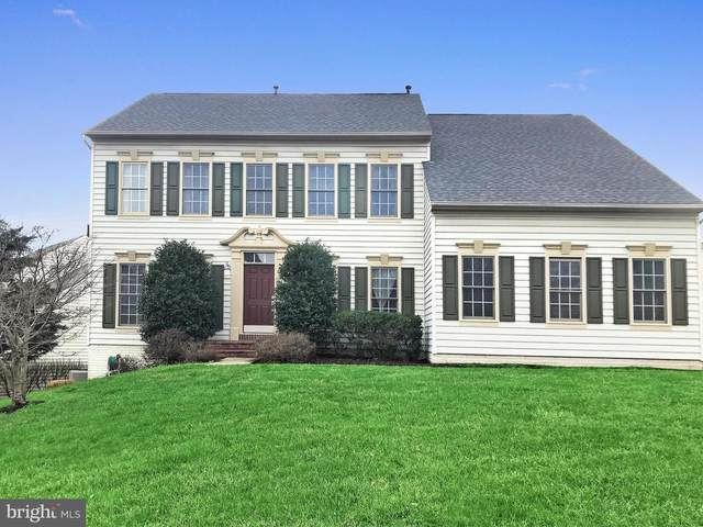 9501 Ashbury Place, FREDERICK, MD 21701 (#MDFR279764) :: The Sky Group