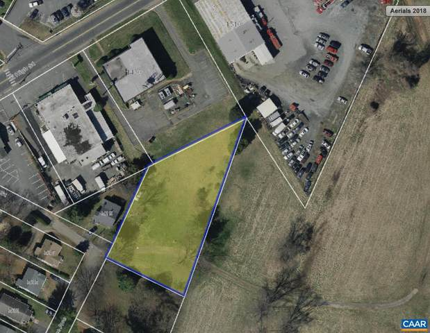 0 Caroline Avenue Lot 13 Watkins , CHARLOTTESVILLE, VA 22902 (#615343) :: ExecuHome Realty