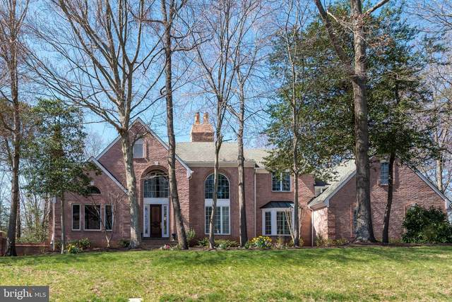 2606 Lasswade Lane, OAKTON, VA 22124 (#VAFX1189340) :: Advance Realty Bel Air, Inc