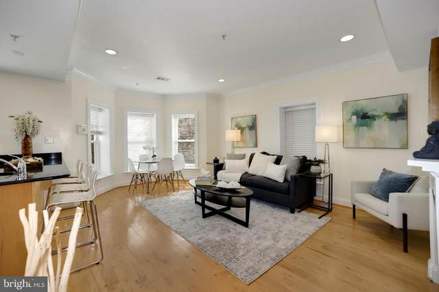 1740 18TH Street NW #201, WASHINGTON, DC 20009 (#DCDC514210) :: The Riffle Group of Keller Williams Select Realtors