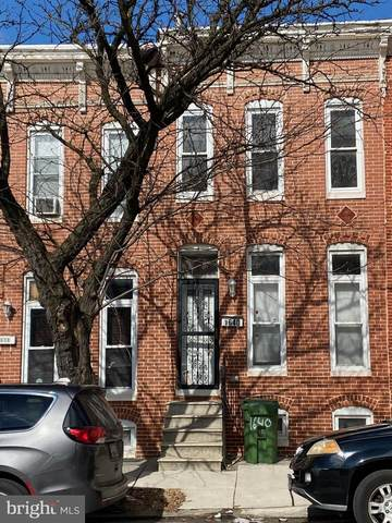 1640 Ashland Avenue, BALTIMORE, MD 21205 (#MDBA544810) :: Lucido Agency of Keller Williams