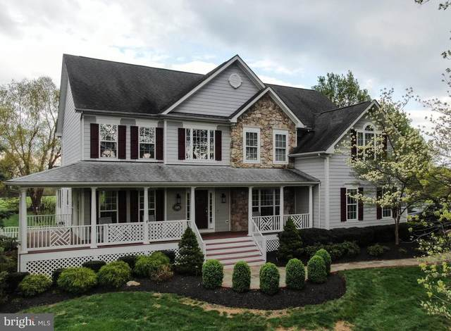 17628 Stonegait Court, ROUND HILL, VA 20141 (#VALO434222) :: Peter Knapp Realty Group