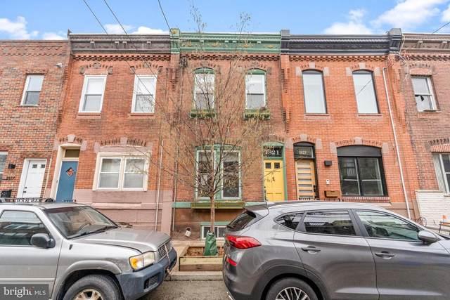 1821 S Watts Street, PHILADELPHIA, PA 19148 (#PAPH1000716) :: Colgan Real Estate