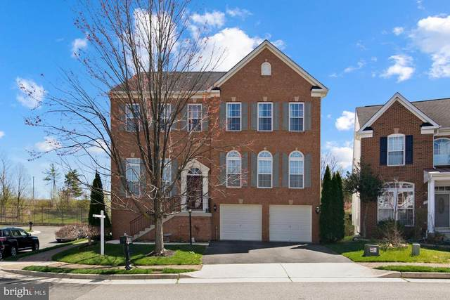 9901 E Hill Drive, LORTON, VA 22079 (#VAFX1189430) :: RE/MAX Cornerstone Realty