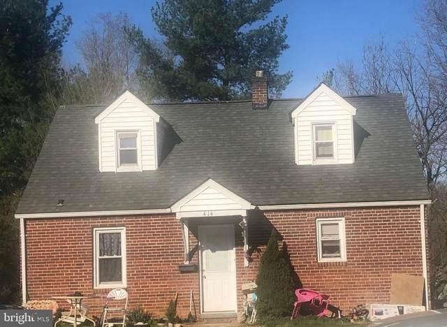 414 Duncan Avenue, FRONT ROYAL, VA 22630 (#VAWR143136) :: Betsher and Associates Realtors