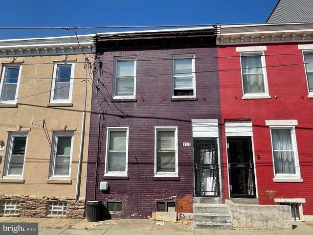 2115 W Seybert Street, PHILADELPHIA, PA 19121 (#PAPH1000734) :: Linda Dale Real Estate Experts