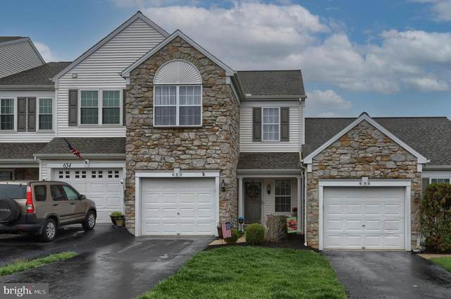 652 Springhouse Lane, HUMMELSTOWN, PA 17036 (#PADA131562) :: Keller Williams Real Estate