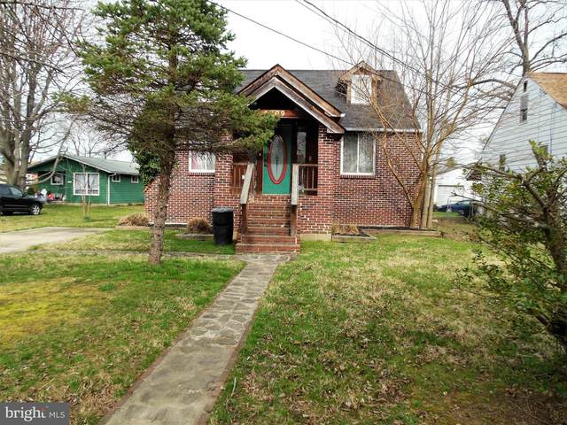2209 Monocacy Road, BALTIMORE, MD 21221 (#MDBC523740) :: The Lutkins Group