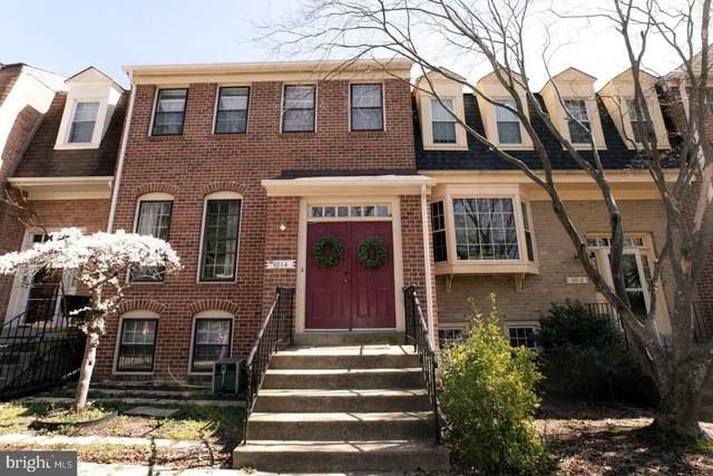 4914 Carriagepark Road, FAIRFAX, VA 22032 (MLS #VAFX1189464) :: Maryland Shore Living | Benson & Mangold Real Estate